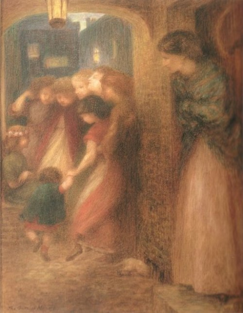 Dante_Gabriel_Rossetti_-_The_Gate_of_Memory